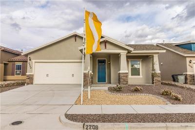 Single Family Home For Sale: 7429 Glacier Drive