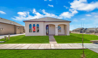 Horizon City Single Family Home For Sale: 540 Oilfield Drive