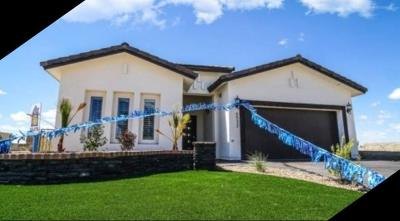 El Paso TX Single Family Home For Sale: $189,500