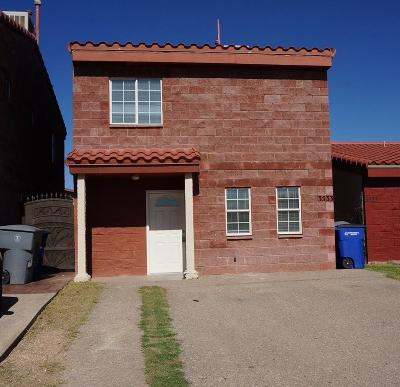 El Paso Rental For Rent: 3533 Oasis Drive