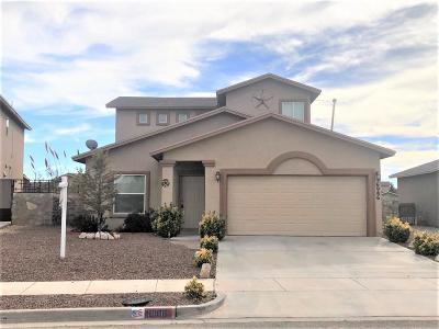 El Paso TX Single Family Home For Sale: $129,500