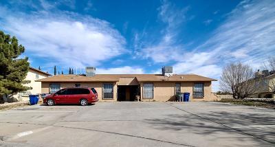 El Paso TX Multi Family Home For Sale: $234,770