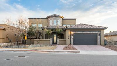 El Paso TX Single Family Home For Sale: $314,990