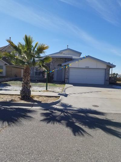 El Paso TX Single Family Home For Sale: $138,500
