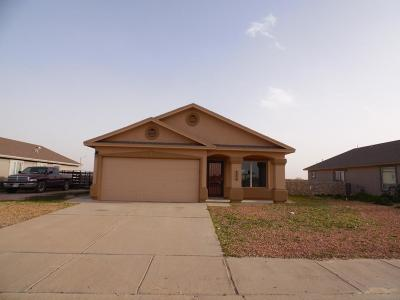 Socorro Single Family Home For Sale: 232 Telop Drive