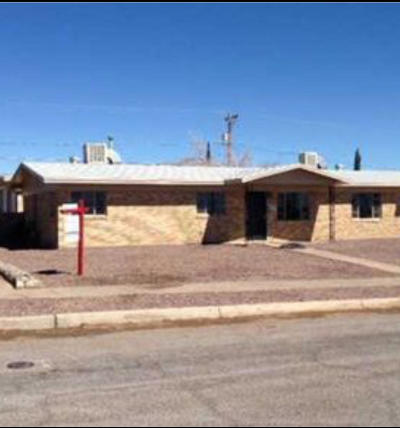 El Paso Rental For Rent: 4201 Atlas Avenue