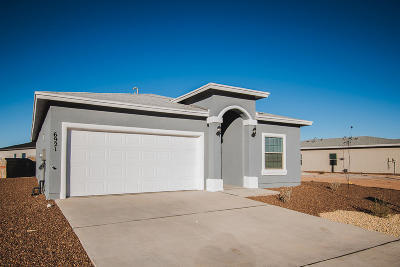 Single Family Home For Sale: 6921 Brown Mesquite Lane