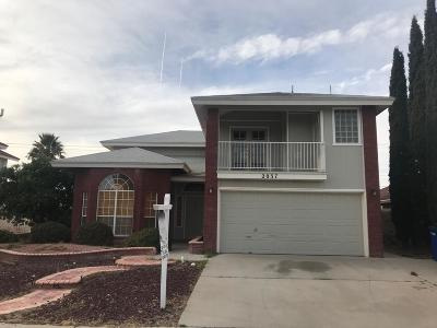 Single Family Home For Sale: 2037 Sun Country Drive