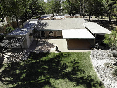 El Paso Single Family Home For Sale: 819 W Sunset Road
