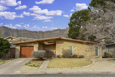 Single Family Home For Sale: 4915 Louisiana Street
