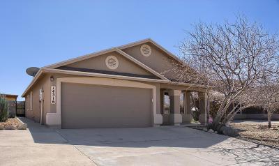 Horizon City Single Family Home For Sale: 14316 Desert Sky Drive