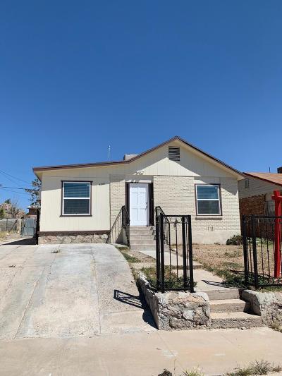 Single Family Home For Sale: 3337 Monroe Avenue