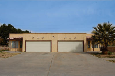 Clint Single Family Home For Sale: 14341 Ray Juarez #A,  B