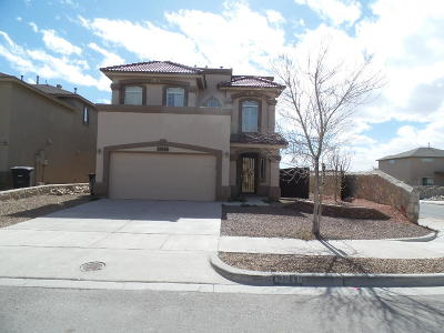 Horizon City Single Family Home For Sale: 13216 Apostle Court