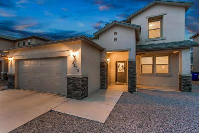 El Paso Single Family Home For Sale: 14265 E Don Johnson