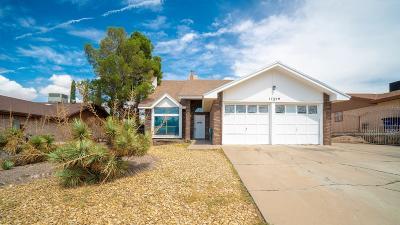 El Paso TX Single Family Home For Sale: $135,895