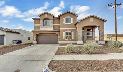 El Paso Single Family Home For Sale: 14700 Rockbridge Avenue