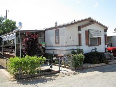 Single Family Home For Sale: 6145 Quail Avenue #513
