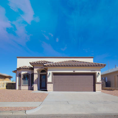 Horizon City Single Family Home For Sale: 14741 Sand Gate Drive