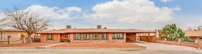 El Paso Single Family Home For Sale: 4620 Frankfort Avenue