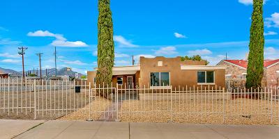 Single Family Home For Sale: 3401 Memphis Avenue