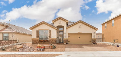 El Paso Single Family Home For Sale: 7870 Enchanted Circle Drive