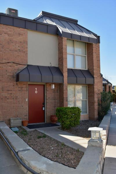 Condo/Townhouse For Sale: 4433 N Stanton Street #T10
