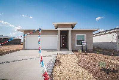 Single Family Home For Sale: 6933 Brown Mesquite Drive