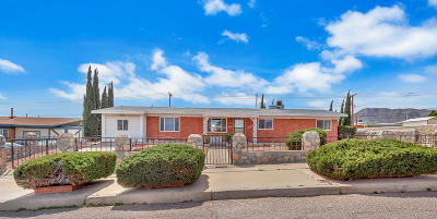 Single Family Home For Sale: 3600 Volcanic Avenue