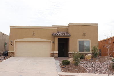 Horizon City Single Family Home For Sale: 248 Covington Ridge Way