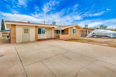 Single Family Home For Sale: 448 Rio Arriba Drive