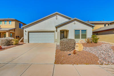 El Paso Single Family Home For Sale: 7321 Autumn Sage Drive