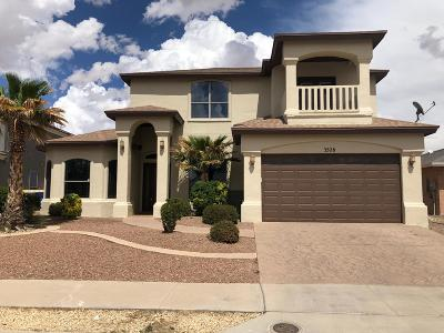 El Paso Rental For Rent: 3528 Tierra Amanda Lane