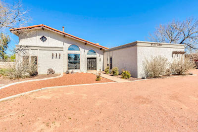 El Paso Single Family Home For Sale: 5732 Cory Drive