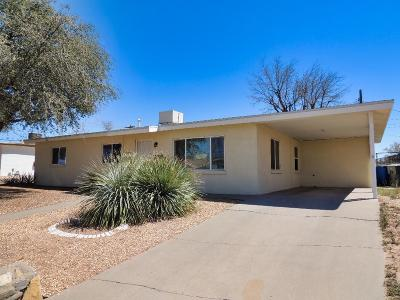 El Paso Single Family Home For Sale: 7104 Parkland Drive