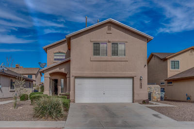 Single Family Home For Sale: 11889 Mesquite Rock Drive
