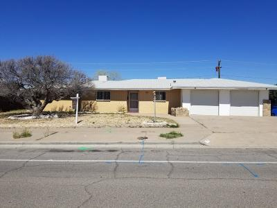 El Paso Single Family Home For Sale: 219 Clairemont Road