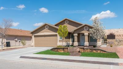 Single Family Home For Sale: 14473 Desert Sage Drive