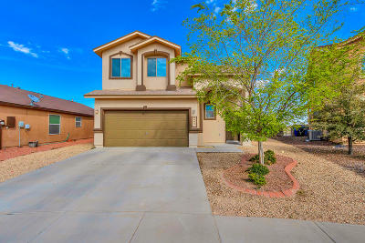 El Paso Single Family Home For Sale: 2204 Sparrow Point St Street