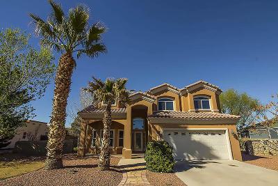 El Paso Single Family Home For Sale: 659 Simon Court