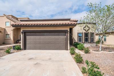 El Paso TX Single Family Home For Sale: $130,000