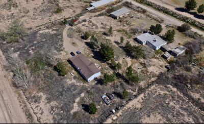 El Paso Single Family Home For Sale: 11920 Coker Road