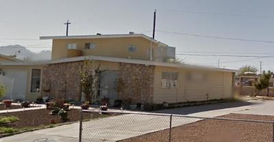 Canutillo Single Family Home For Sale: 1402 Tiffany Road