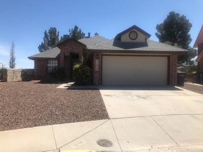 El Paso TX Rental For Rent: $1,100