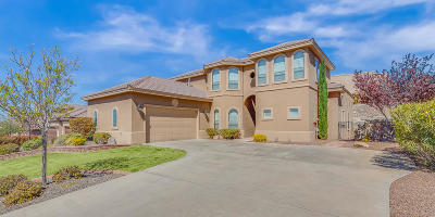 Franklin Hills Single Family Home For Sale: 6305 Franklin Vista Drive
