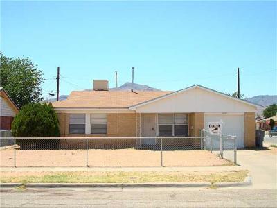 El Paso TX Rental For Rent: $750
