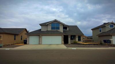 El Paso TX Single Family Home For Sale: $197,000