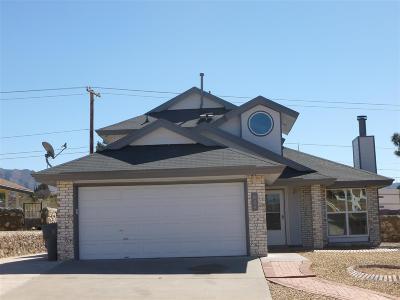 El Paso TX Rental For Rent: $1,300