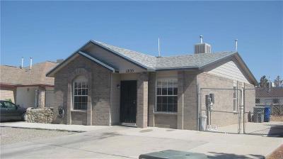 El Paso TX Rental For Rent: $799