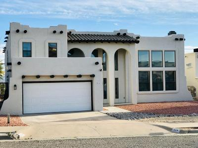 El Paso TX Single Family Home For Sale: $357,950
